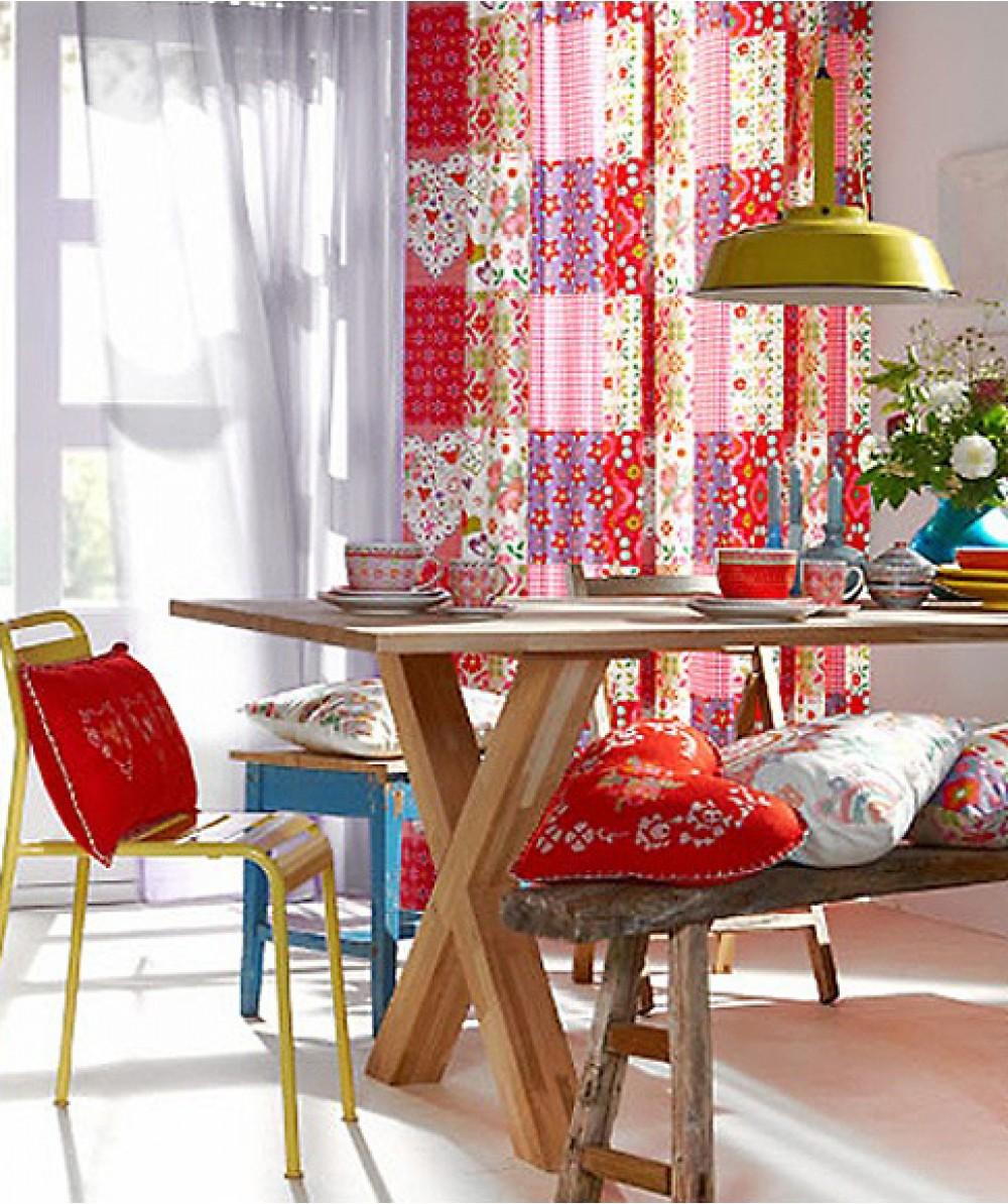 "Cozz Lifestyle Sierkussen ""Sud"" (Rood) - Decoratiekussens ..."
